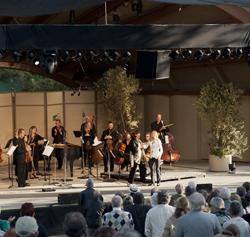 Ojai Music Festival 2011 Day 4 - 5:30 Concert Featuring Australi
