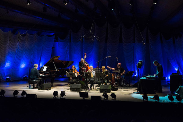 2014 Ojai Music Festival - Friday Late Night with Uri Caine Sextet