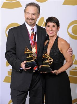 Elaine and Grammy