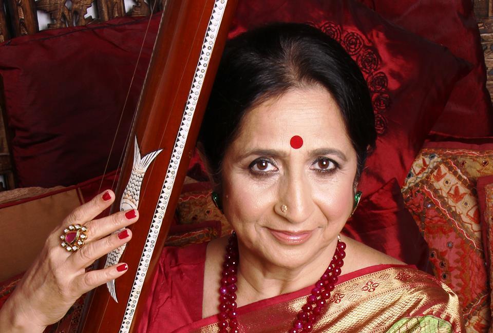 Aruna Sairam press photo