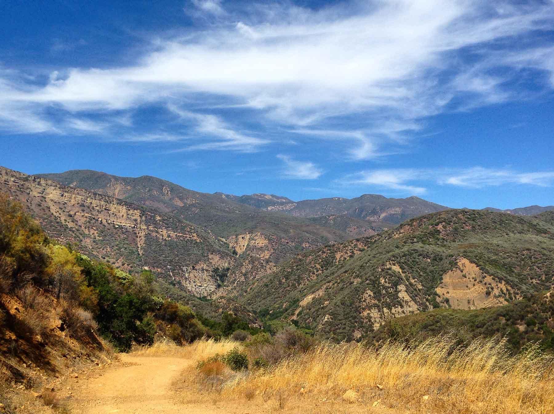 Ojai-Trail