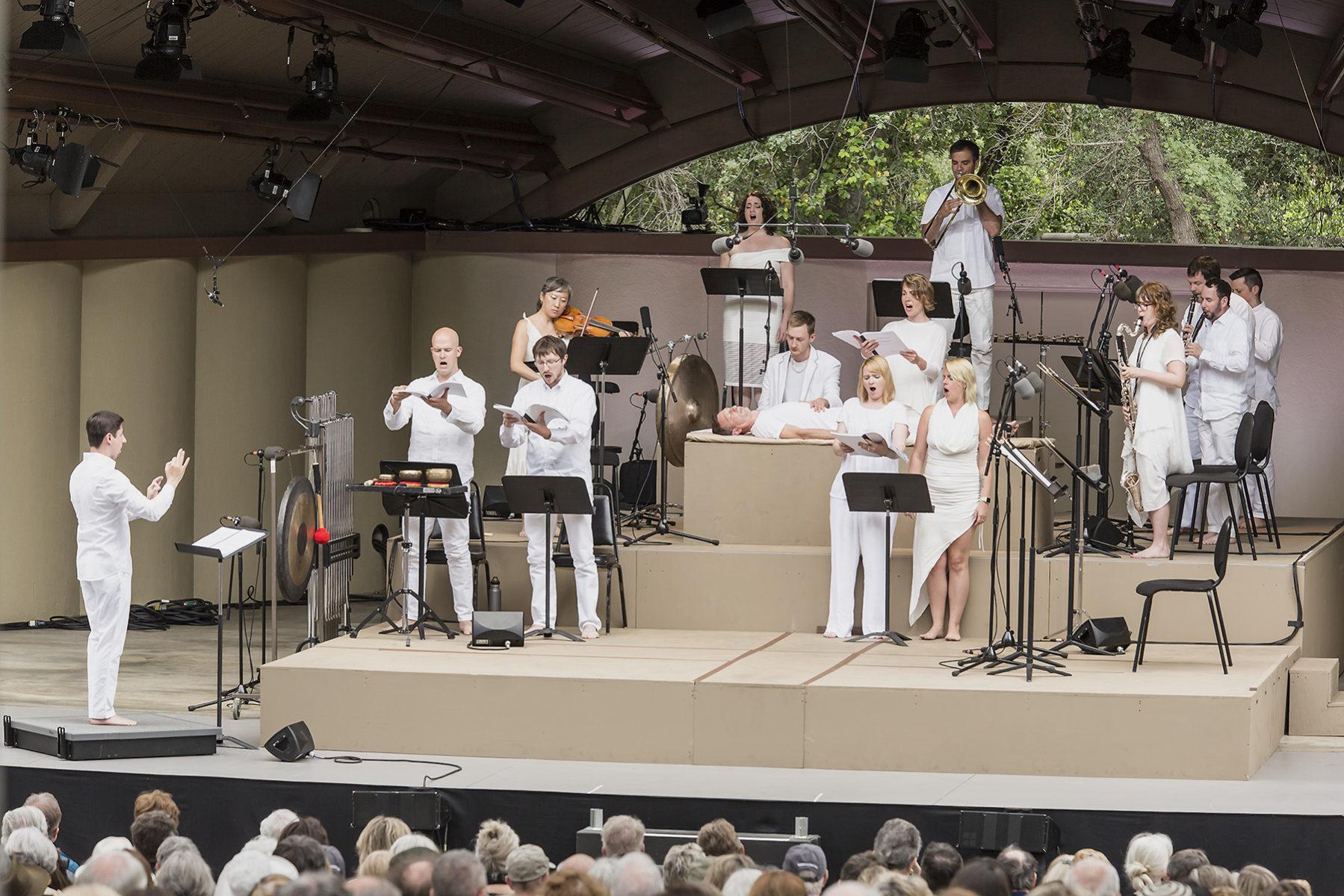 "Ojai Music Festival - ""Kopernikus"" 6/12/2016 Libbey Bowl"