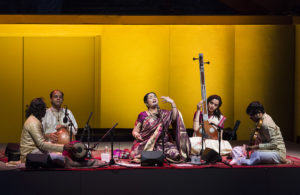 Ojai Music Festival - Aruna Sairam and Ensemble 6/10/2016 Libbey Bowl