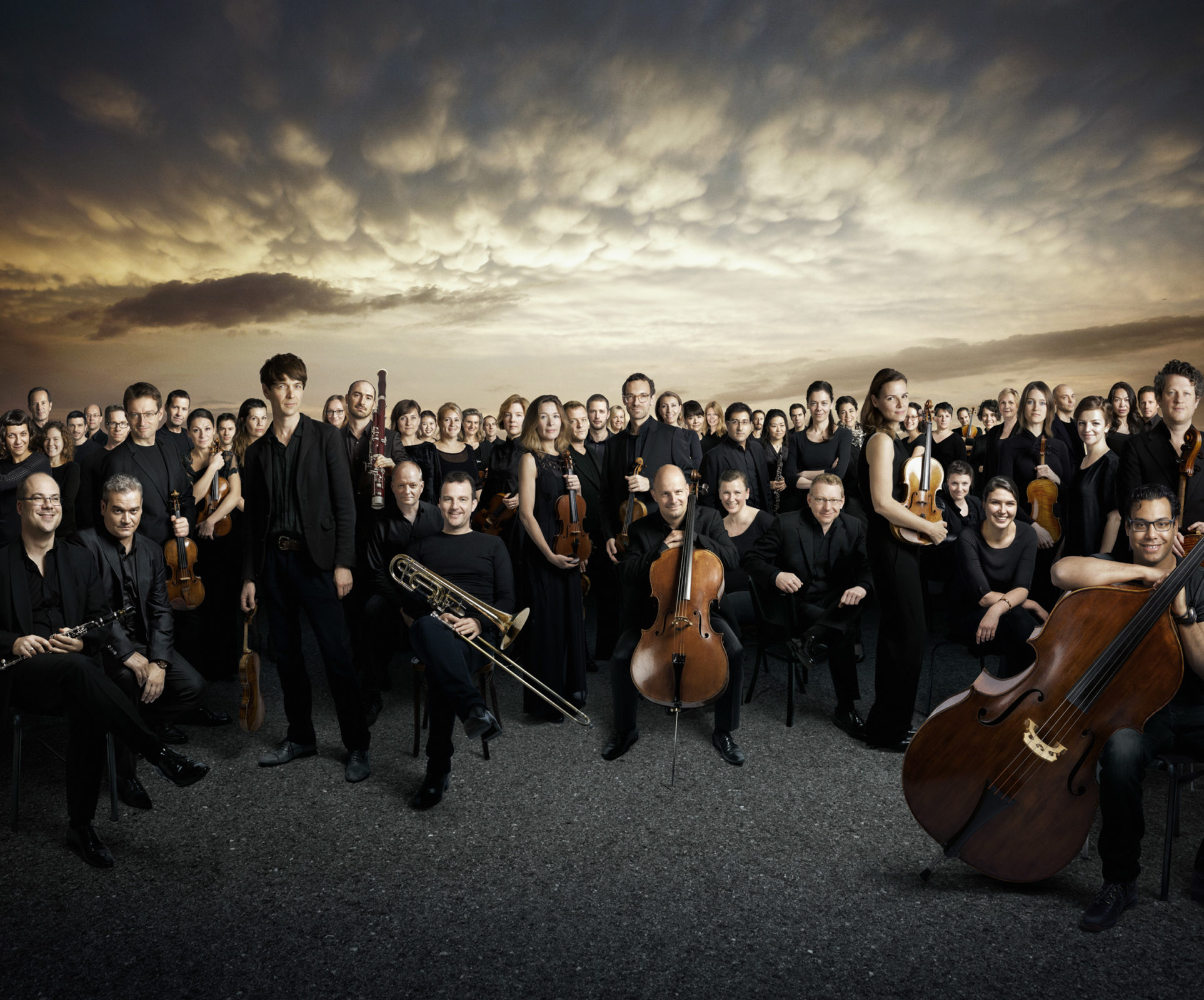 Meet the mahler chamber orchestra ojai music festival for Chambre orchestra